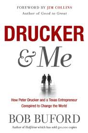 drucker and me