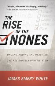 The rise of the nones 2